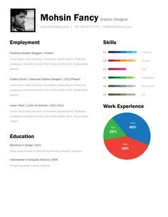 Sample resume for download for a fresher